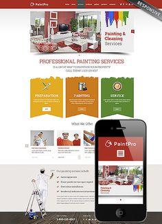 I house web design