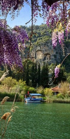 My most favourite place in Turkey, been there several times. Dalyan ❤️
