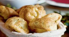 Fresh Thyme Popovers