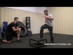 Speed Training | Foot Speed | Hip Flexor Strength - YouTube