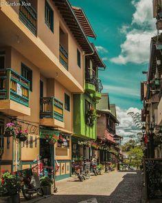 Guatapé, Antioquia, Colombia Street View, Guatape