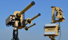 People could use it to disable hobbyists' drones but Liteye's Anti-UAV Defense System has practical applications for law enforcement and government too
