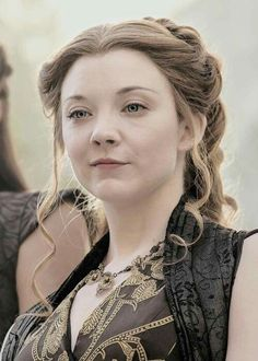 """Margaery Tyrell """"Game of Thrones"""" (Natalie Dormer) (TV) Natalie Dormer, Margery Tyrell, Got Characters, Hbo Game Of Thrones, Actrices Hollywood, Mother Of Dragons, Valar Morghulis, Anne Boleyn, Winter Is Coming"""