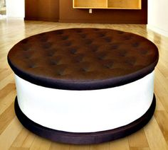 Giant Oreo Ottoman, Table, Chair .... Or Anything Else You Need