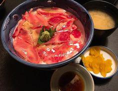 """Furano Wagwu beef sashimi rice,it just like a toro,super yummy! 🤤🤤🤤 📍Kumagera お食事とご宴会の店 くまげら 北海道富良野市日の出町3-22 Tel 0167-39-2345 1130-2300 LO2230 ❣️生和牛丼 將醬油和Wasabi伴在飯裡吃👍🏻 生牛肉像toro一樣溶於口中👍🏻 #japan #hokkaido #furano #kumagera #food #wagwu #beef #富良野 #富良野美食 #foodie #foodstagram #foodpics #yummy #oishii #amazing #travelblogger #dodoinhokkaido"" by @dodo.hohoho. #pic #picture #photos #photograph #foto #pictures #fotografia #color #capture #camera #moment #pics #snapshot #사진 #nice #all_shots…"