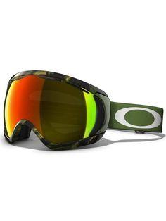 Oakley Canopy Goggles Danny Kass Signature/Fire Iridium