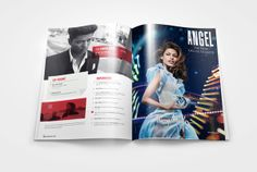 Paper Magazine on Editorial Design Served