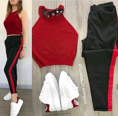 Plus Size Fashion Casual Outfits For Girls, Girly Outfits, Stylish Outfits, Summer Outfits, Fashion Outfits, Womens Fashion, Terno Casual, Teenager Outfits, Outfit Goals