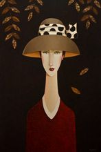 Danny McBride, artist, original acrylic paintings at White Rock Gallery Joe Cocker, Amedeo Modigliani, Cute Paintings, Acrylic Paintings, Danny Mcbride, Chinese Lanterns, Step By Step Drawing, Woman Painting, Figurative Art
