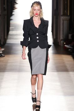Vivienne Westwood SPRING/SUMMER 2015 READY-TO-WEAR