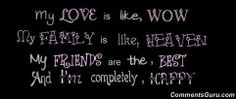 love family quotes | Love Family and Friends