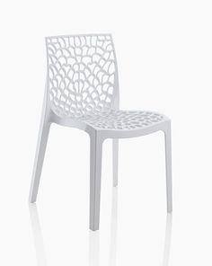 Jedálenská stolička GRUVYER - SCONTO NÁBYTOK