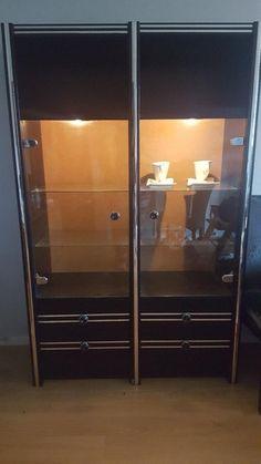 FINN - Glass cabinet