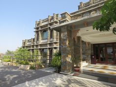 Ramada Udaipur Extrior View