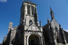 Église Saint-Ronan et chapelle du Pénity - от Locronan.
