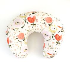 boppy slip cover: wonderland // made-to-order by iviebaby on Etsy