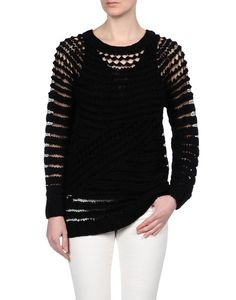 Women's Long sleeve sweater Barbara Bui Cotton sweater - Official Online Store United States