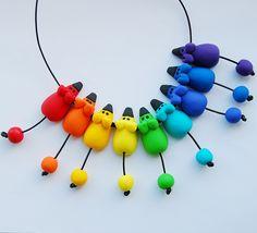 Rainbow Mice