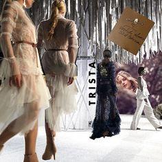 La máxima expresión de sensualidad y romanticismo se hacen presentes en la nueva colección de @brandtrista #TristaSS18 via ELLE MEXICO MAGAZINE OFFICIAL INSTAGRAM - Fashion Campaigns  Haute Couture  Advertising  Editorial Photography  Magazine Cover Designs  Supermodels  Runway Models