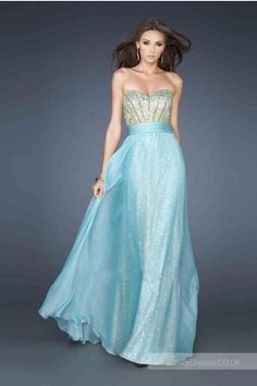 2014 Cheap La Femme 18737 Prom Dresses Shows Your Beauty