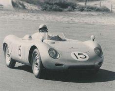 Carel Godin de Beaufort, Zandwoort 1959, Porsche RSK