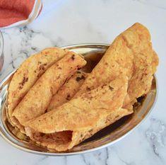 Paratha Recipes, Flatbread Recipes, Delicious Vegan Recipes, Paleo Recipes, Paleo Bread, Fusion Food, Anti Inflammatory Recipes, Mashed Sweet Potatoes, How To Eat Paleo