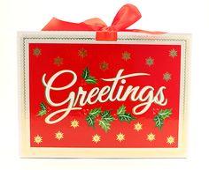 HSN October 5th, 2016 Sneak Peek 5 | Anna's Blog - Holiday Card Assortment - storage box
