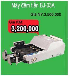 Máy đến tiền BJ-03A http://maxbuy.vn/khuyenmai.html