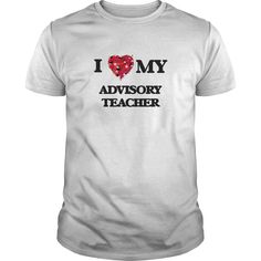(Tshirt Best Choose) I love my Advisory Teacher Teeshirt this week Hoodies Tee Shirts