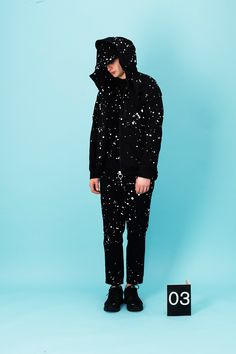 "probably don't want this all over like this but not a bad pattern - A.FOUR 2013 Fall/Winter ""Three Projects"" Lookbook"