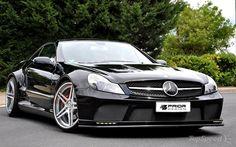 Mercedes SL R230..