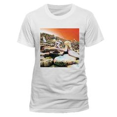 LED Zeppelin - White Hoth Album Cover T-shirt ... (Barcode EAN=5054015112925) http://www.MightGet.com/march-2017-1/led-zeppelin--white-hoth-album-cover-t-shirt.asp