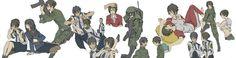 Iku Kasahara From Toshokan Senso(Library War) by *hira-geco on deviantART