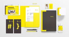 Branding for IT consulting firm Cologne Intelligence