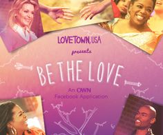 Spread the love! Create a Love Card with your Facebook Photos - Lovetown, USA on OWN