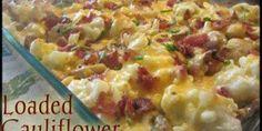 Loaded Cauliflower
