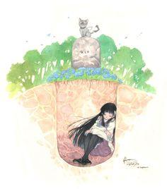 Sankarea: Content Six Feet Under by Nick-Ian.deviantart.com on @deviantART