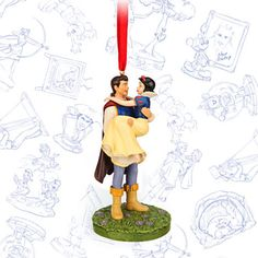 Limited Edition Snow White Disney Store Ornament