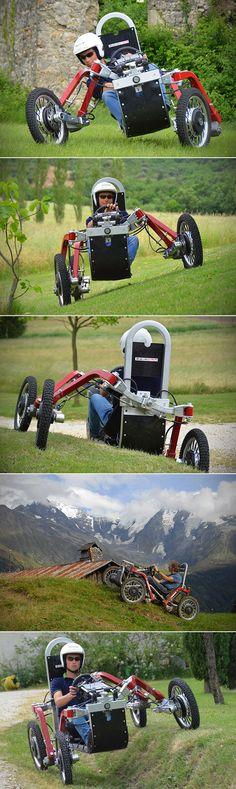 Swincar Spider Car