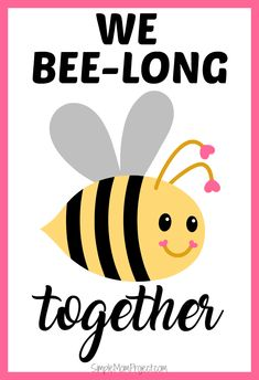 Click NOW for 65 clever quotes puns and funny Valentine's Day Sayings for your a. - Click NOW for 65 clever quotes puns and funny Valentine's Day Sayings for your animal themed card - Funny Valentines Day Quotes, Valentines Day Puns, Valentines Day Couple, Valentine Day Cards, Bee Quotes, Valentine's Day Quotes, Clever Animals, Funny Animals, Bee Creative