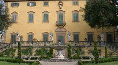 NYU > Villa La Pietra > Garden