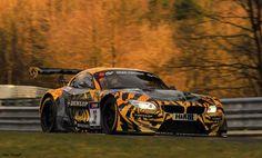 """BMW sesta posizione assoluta alla """"24ore del Nurburgring"""""""