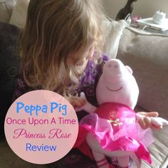 Peppa Pig Princess Rose Toy Review