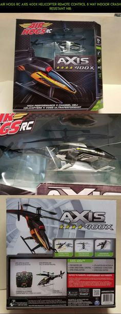 Air Hogs RC Axis 400x Helicopter Remote Control 8 Way Indoor Crash Resistant NIB #camera #parts #plans #shopping #hogs #drone #products #air #kit #gadgets #racing #400x #technology #fpv #tech