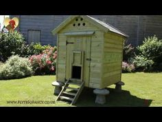 Granary Hen Houses | Luxury Chicken Houses | Chicken Coops for sale UK