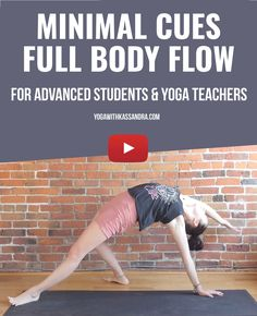If you have been practicing yoga for some time, or are even a yoga teacher yourself, and just looking for a sequence to spice up your routine – this is for you! Become A Yoga Instructor, Advanced Yoga, Free Youtube, Yoga Teacher, Yoga Fitness, Namaste, Pilates, Flow, Routine