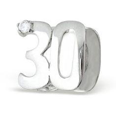 70th pandora charms