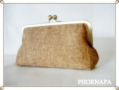 Hey, I found this really awesome Etsy listing at https://www.etsy.com/listing/154297691/shabby-chic-burlap-clutch-made-to-order