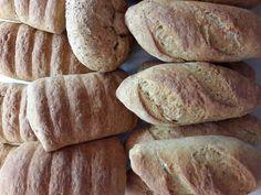 Pane integrale puro non trattato 100%