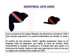 Juegos Olímpicos Montreal 1976,Canadá-Mascota